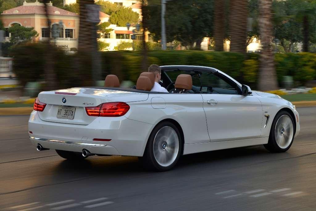 bmw 4er cabrio kommt mit blechdach autofahrer. Black Bedroom Furniture Sets. Home Design Ideas