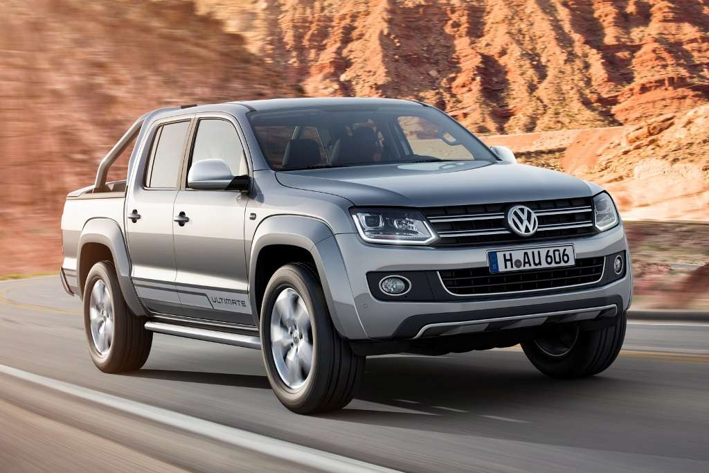 neues topmodell vw amarok ultimate autofahrer. Black Bedroom Furniture Sets. Home Design Ideas