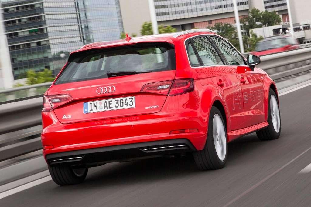 Audi A3 Sportback E-tron 1.4 TFSI