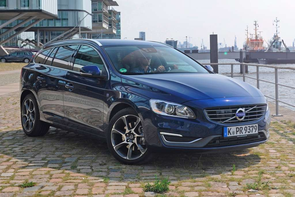 Volvo V60 T5 Geartronic Ocean Race