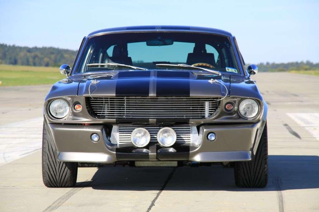 """1967er Mustang GT500 """"Eleanor"""""""