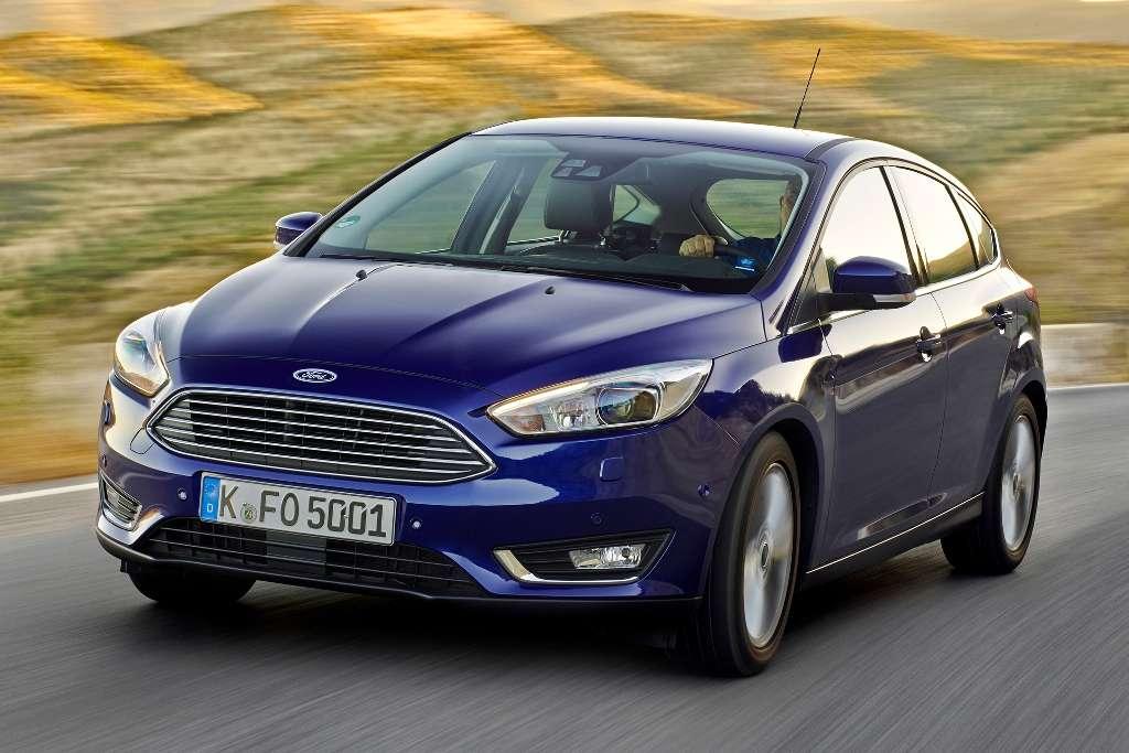 Ford Focus: Facelift