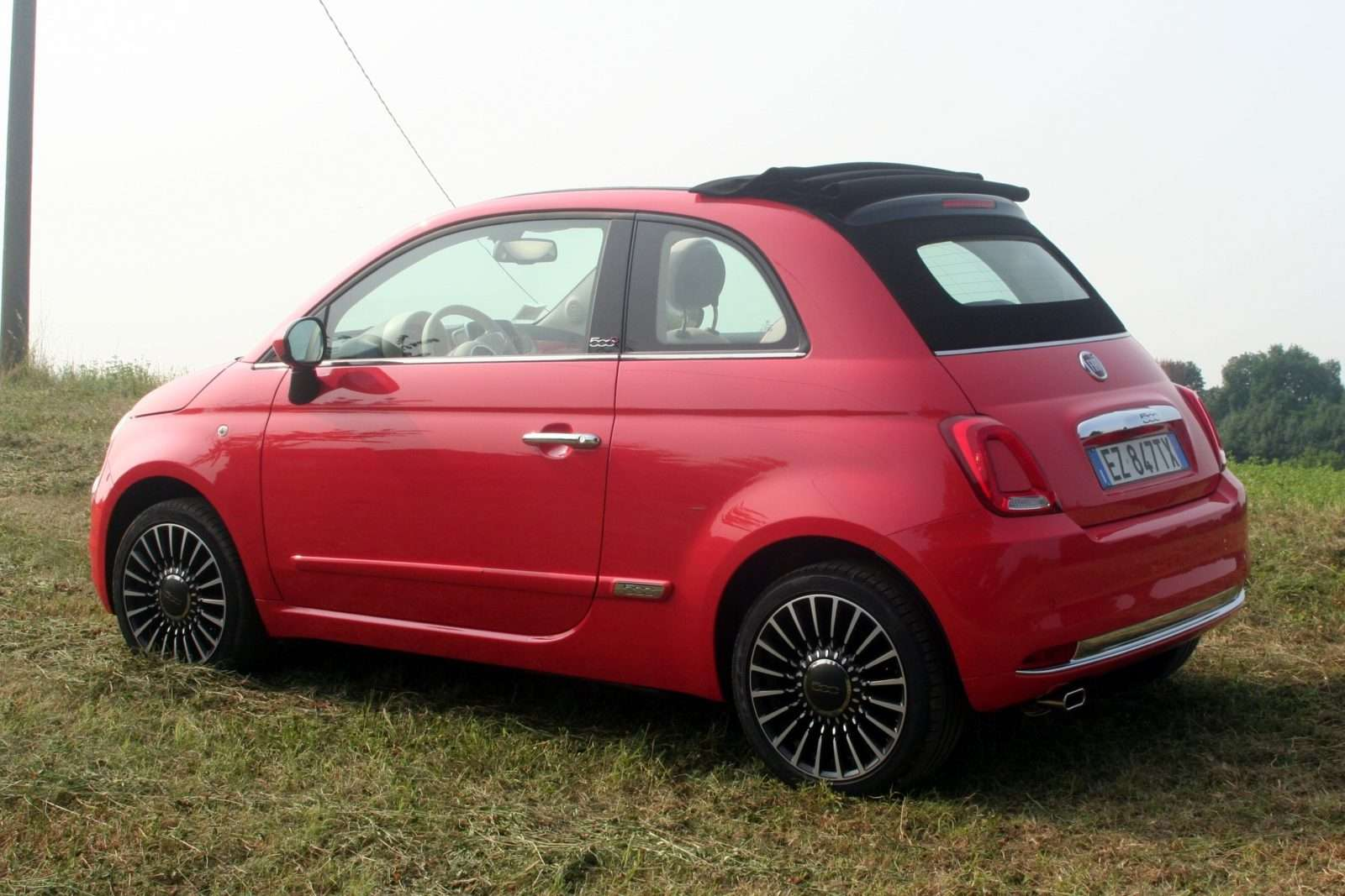 neuer fiat 500 never change a winning team autofahrer. Black Bedroom Furniture Sets. Home Design Ideas