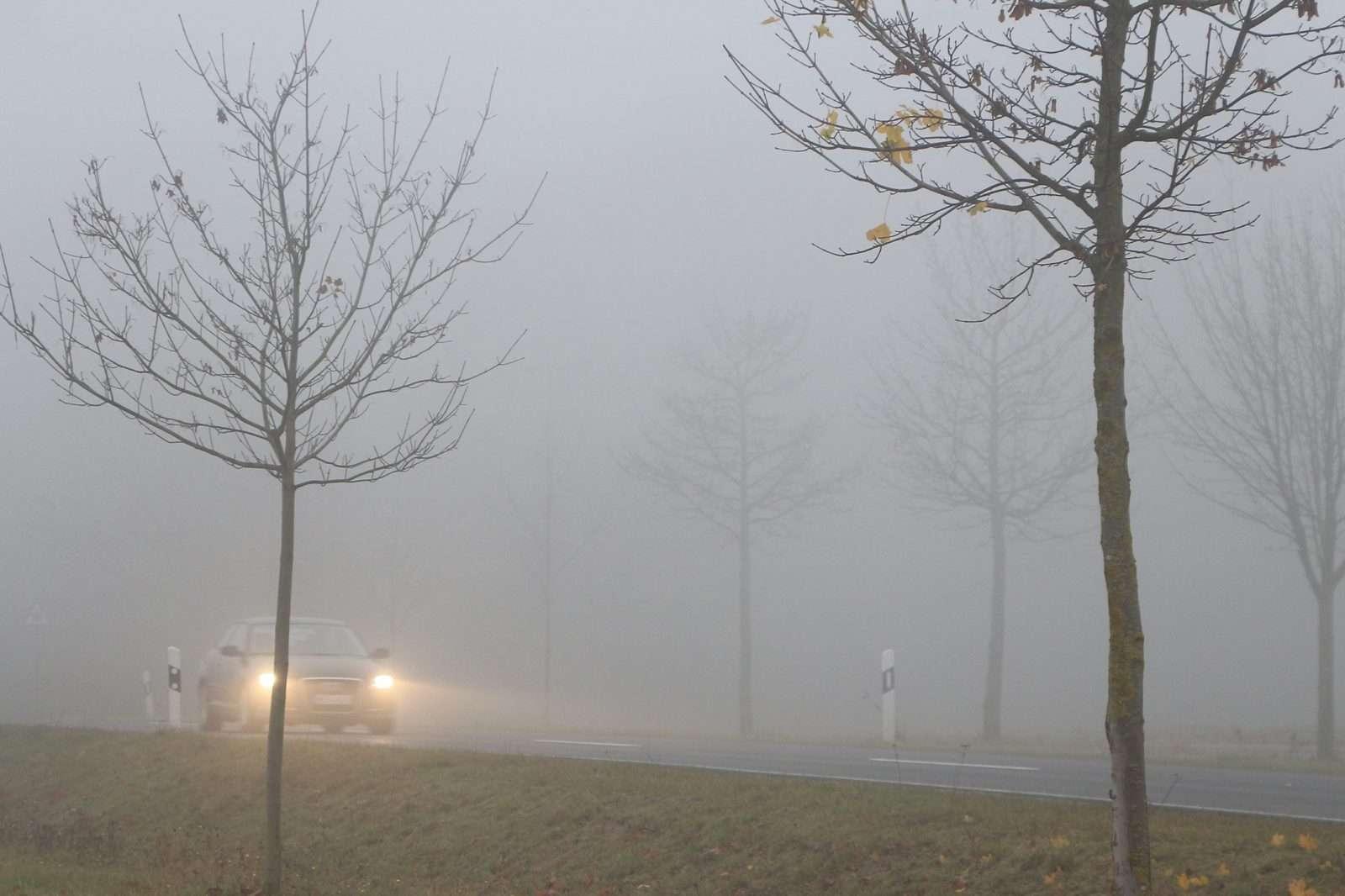 richtiges verhalten bei nebel im strassenverkehr autofahrer. Black Bedroom Furniture Sets. Home Design Ideas
