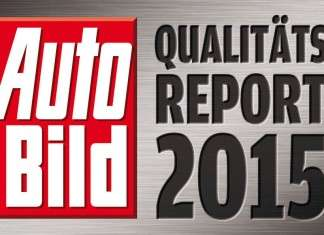 Auto Bild Qualitätsreport 2015