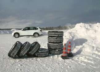 AUTO BILD Winterreifentest 2016