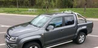 VW Amarok V6 4Motion
