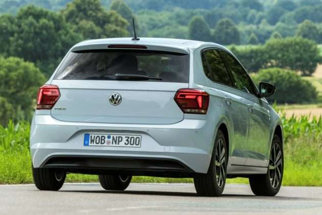 VW Polo 1.0 TSI Beats