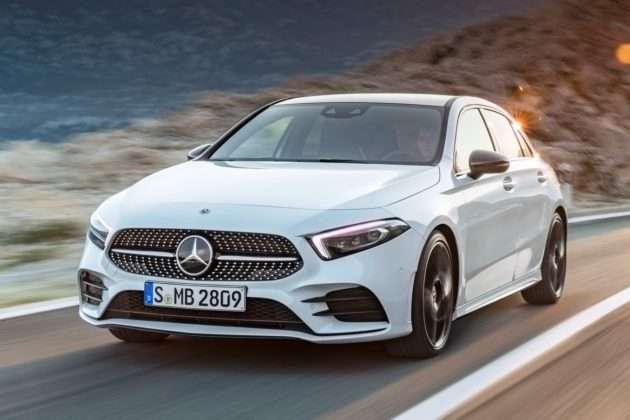 Die neue Mercedes A-Klasse