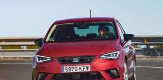 Seat Ibiza 1.0 TGI