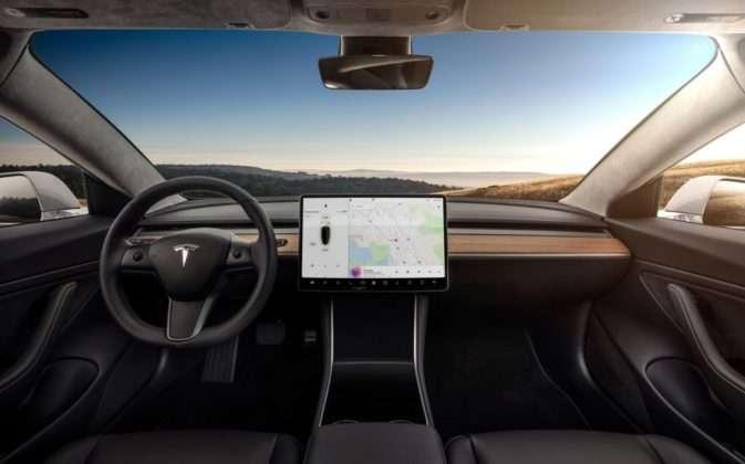 Tesla Model 3. Foto: Auto-Medienportal.Net/Tesla