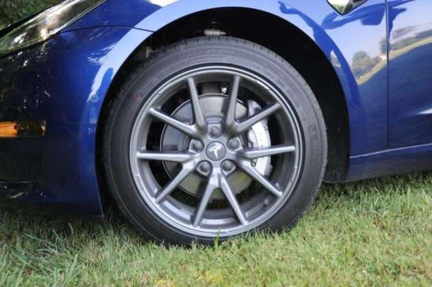 Tesla Model 3. Foto: Auto-Medienportal.Net/Jens Meiners