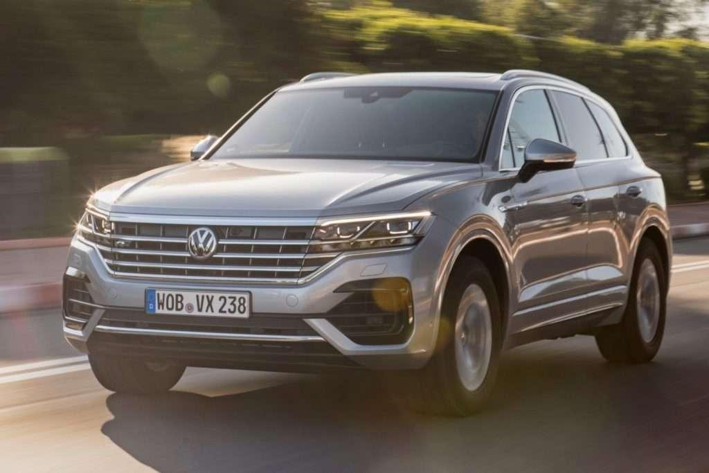 VW Touareg 3.0 V6 TDI