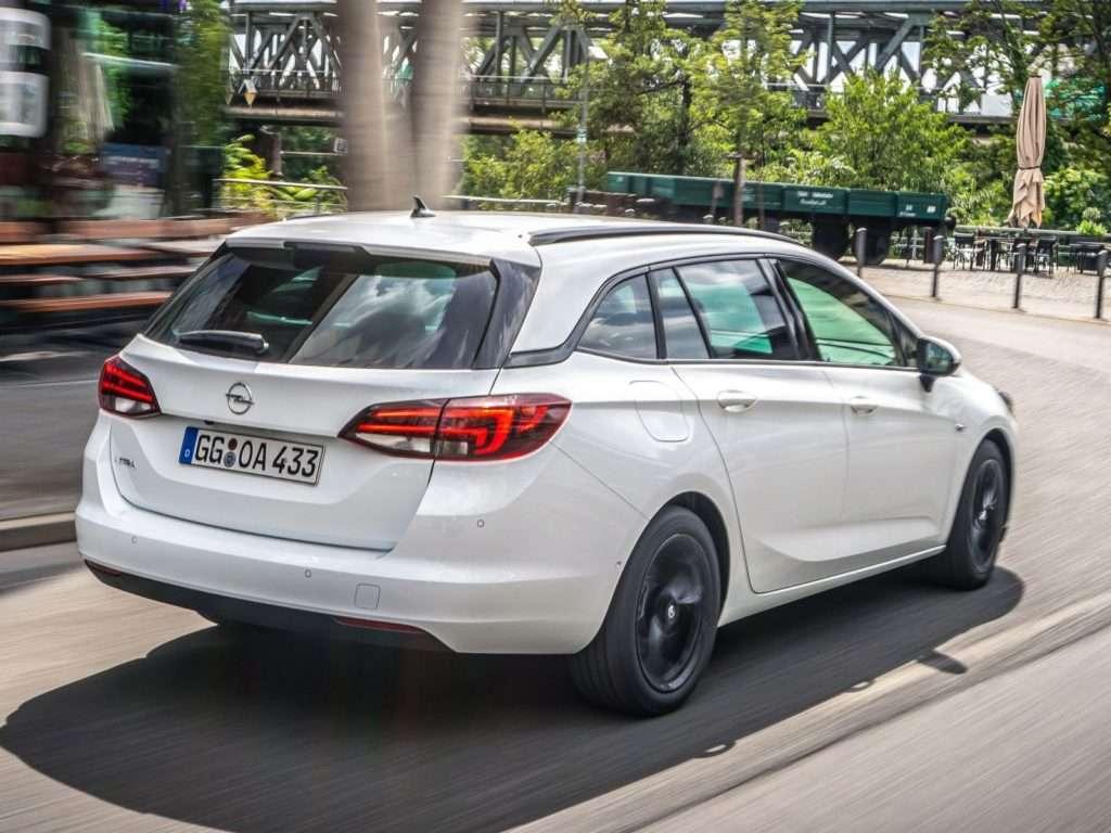 Opel Astra K 2019 Sportstourer